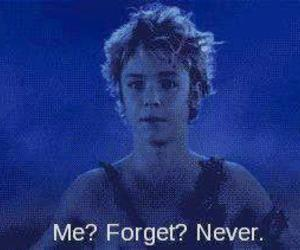 peter pan, forget, and never image