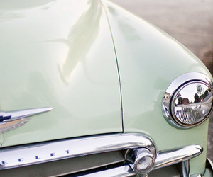 car, vintage, and classic image
