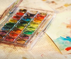 beauty, lies, and paint image