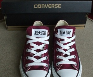 all star, burgundy, and Dream image