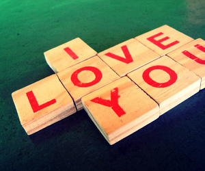 text, word, and love image