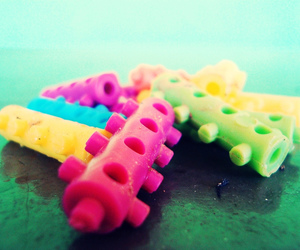 color, lego, and toy image