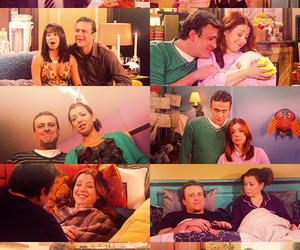 himym lily marshall love image