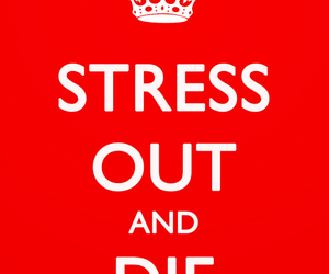 die and stress image