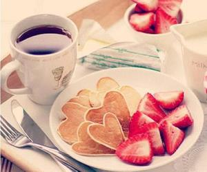 breakfast, food, and mornig image