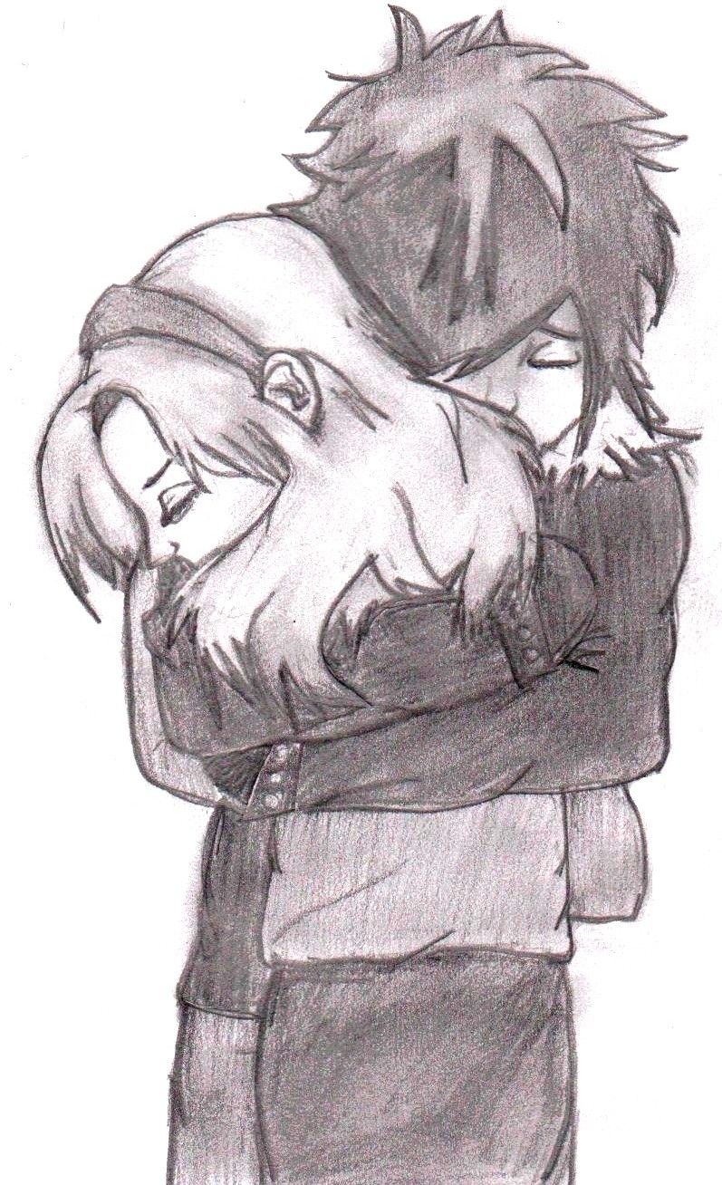 Drawing Couple Discovered By I M With You On We Heart It