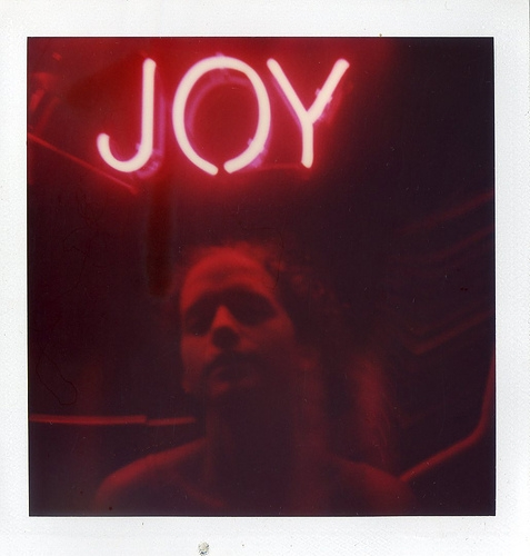 red, light, and joy image