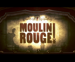 Baz Luhrmann and moulin rouge image