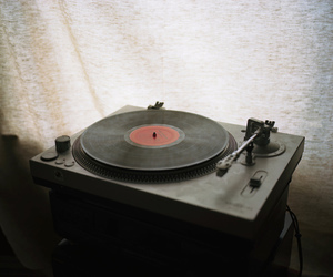 vinil and vintage image