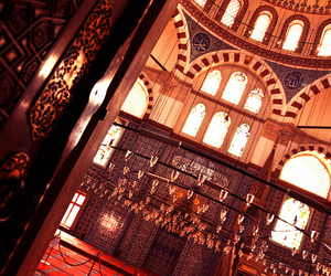 allah, architecture, and cami image