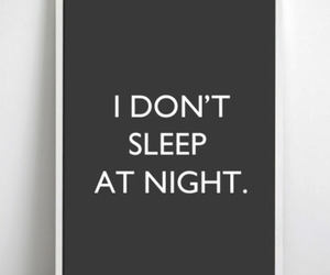 night, sleep, and quotes image
