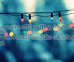 christmas, coldplay, and Lyrics image