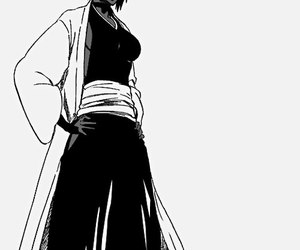 bleach, manga, and yoruichi image