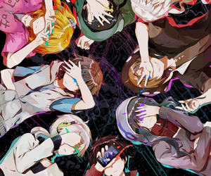 anime, kagerou project, and mekakucity actors image
