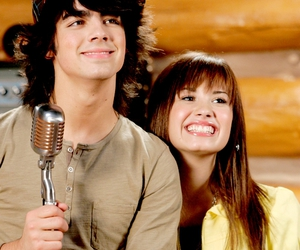 demi lovato, Joe Jonas, and demi image