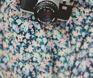 camera, dress, and canon image