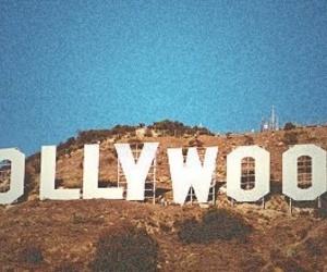 hollywood and usa image