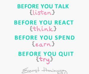 quote, text, and listen image