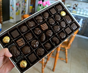 chocolate, food, and photography image