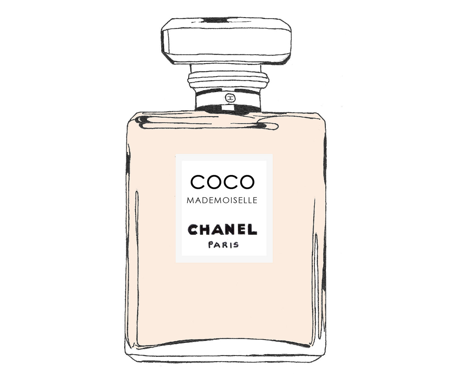 Coco Chanel Print On We Heart It
