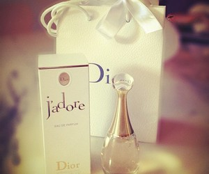dior, perfume, and j'adore image