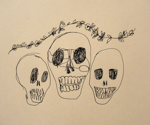 cool, day of the dead, and morbid image