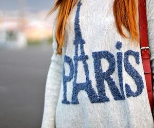 fashion, paris, and blue image
