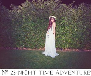 wildfox, girl, and night image