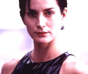 matrix, trinity, and carrie-anne moss image