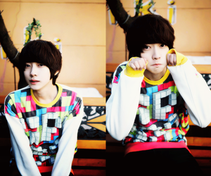 korean, park hyung seok, and cute image