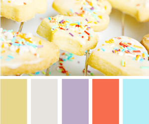 baked, blue, and brights image