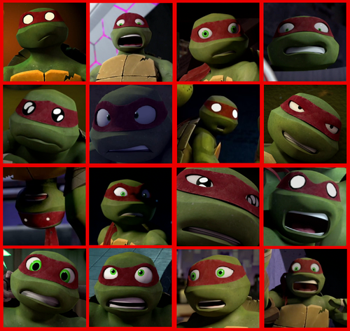 282 Images About Tmnt On We Heart It See More About Tmnt Leo And Donnie