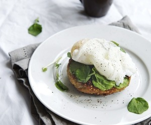 breakfast, green, and tea time image