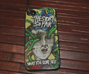 mine, phone case, and the story so far image