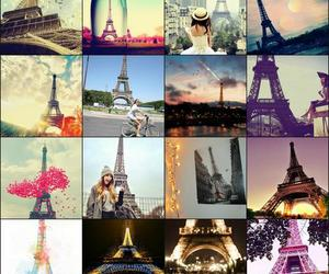 hipster, paris, and city image