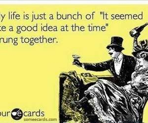 funny, lol, and ecards image