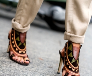 casual, shoes, and cool image