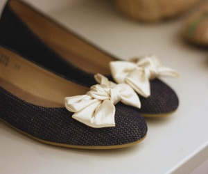 ballet flats, fashion, and cute image