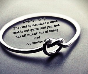 promise, ring, and romance image