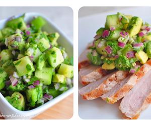 edibles, food, and green image
