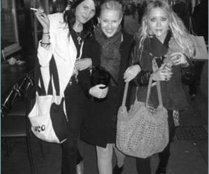 alison mosshart, kylie minogue, and black and white image