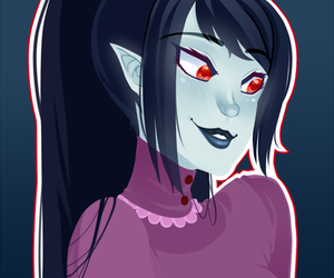 cartoon network, the vampire queen, and cute image