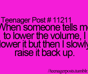 teenager post, quotes, and volume image
