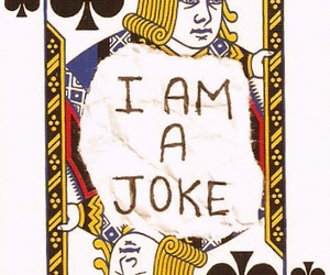 joke, card, and joker image