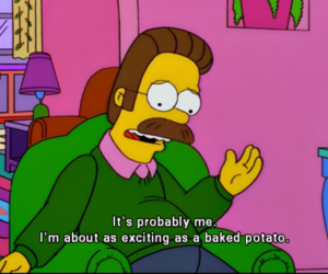 simpsons, the simpsons, and quote image