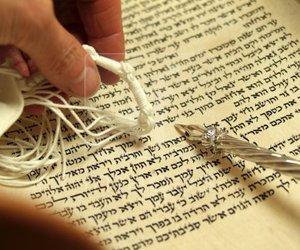 bible, torah, and hebrew image