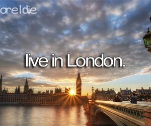 london and before i die image