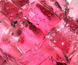 pink, ice, and pretty image