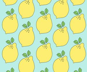 background and lemon image