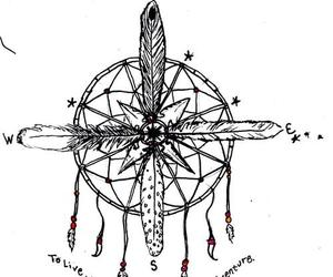 adorable, amazing, and dream catcher image